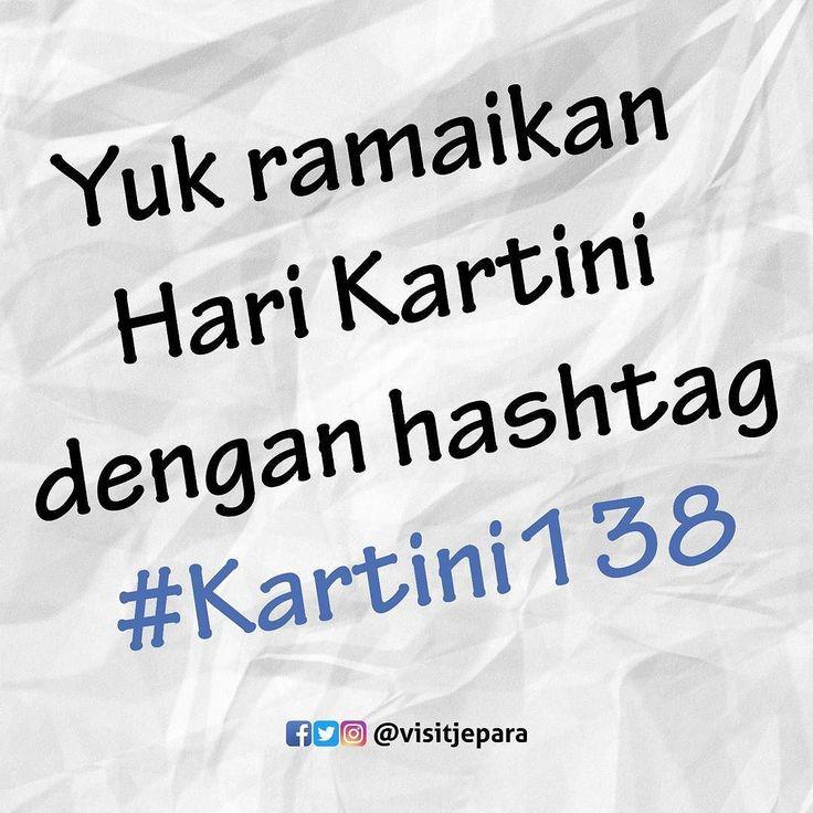 Selamat Hari Kartini. #Kartini138