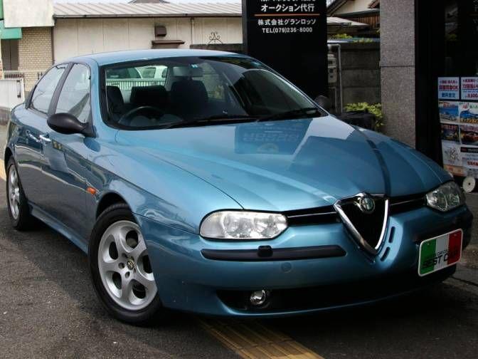 Alfa Romeo 156 932A2 2.0 Twin spark selespeed