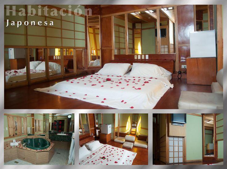 Habitaci n japonesa el mejor de los ambientes una confortable cama al estilo japon s y un - Habitaciones estilo japones ...
