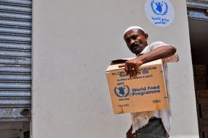 Food security survey reveals severe hunger in Yemen (14 March 2012, Photo: WFP/Abeer Etefa)