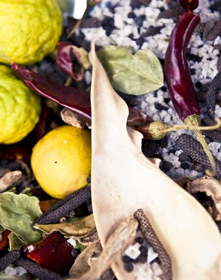 Beach Organics single origin spices • Willunga Farmers Market • Adelaide's markets
