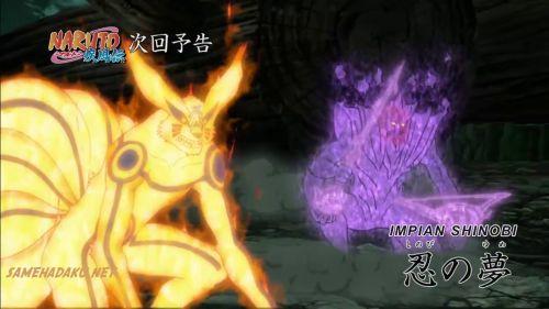 Saat Teduh: Naruto Shippuuden Episode 382