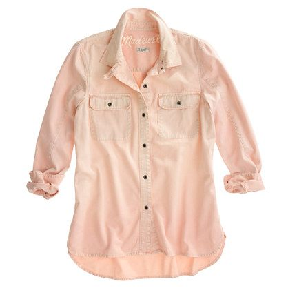 Madewell Station Workshirt