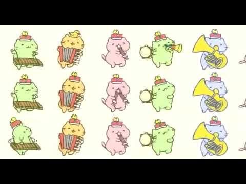Gatos kawai -w- - YouTube