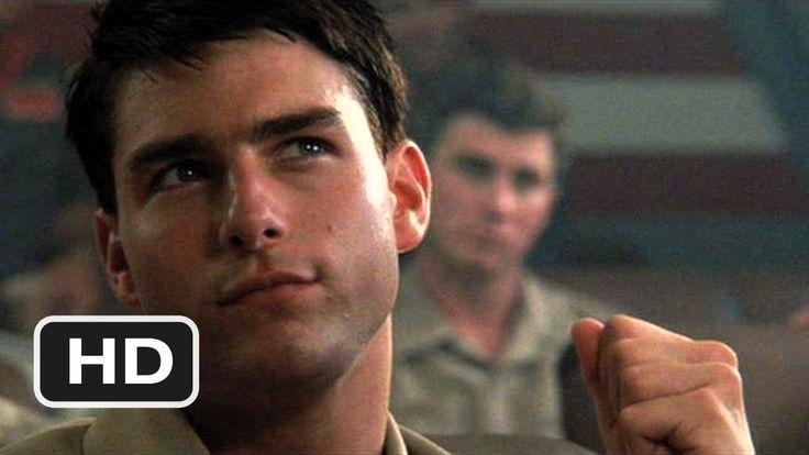 Top Gun (2/8) Movie CLIP - Arrogant Pilot (1986) HD