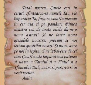 Edgar Cayce - despre rugăciunea Tatăl Nostru