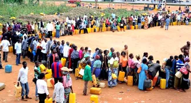 Fuel Scarcity Presidency Gets Situation Report From Social Media