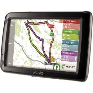 Mio Technology lanseaza noua gama de GPS-uri Spirit 2012  pe piata din Romania
