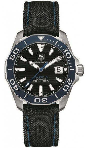 TAG Heuer Aquaracer Calibre 5 Watch WAY211B.FC6363