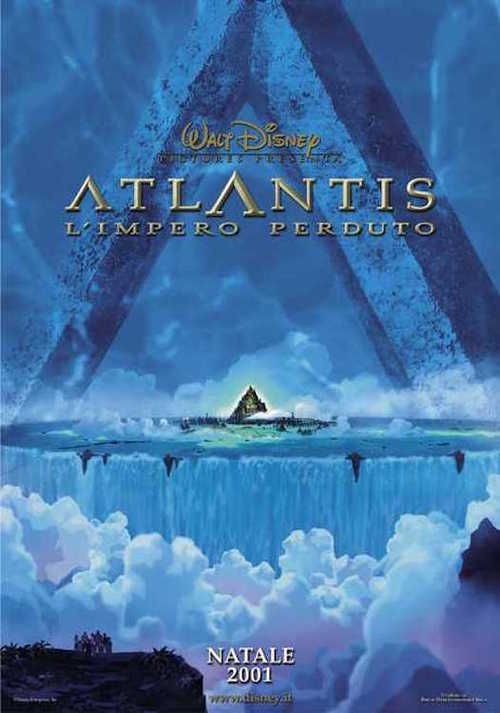 Watch Atlantis: The Lost Empire (2001) Full Movie Online Free