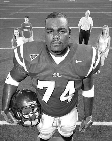 Michael Oher, Ole Miss