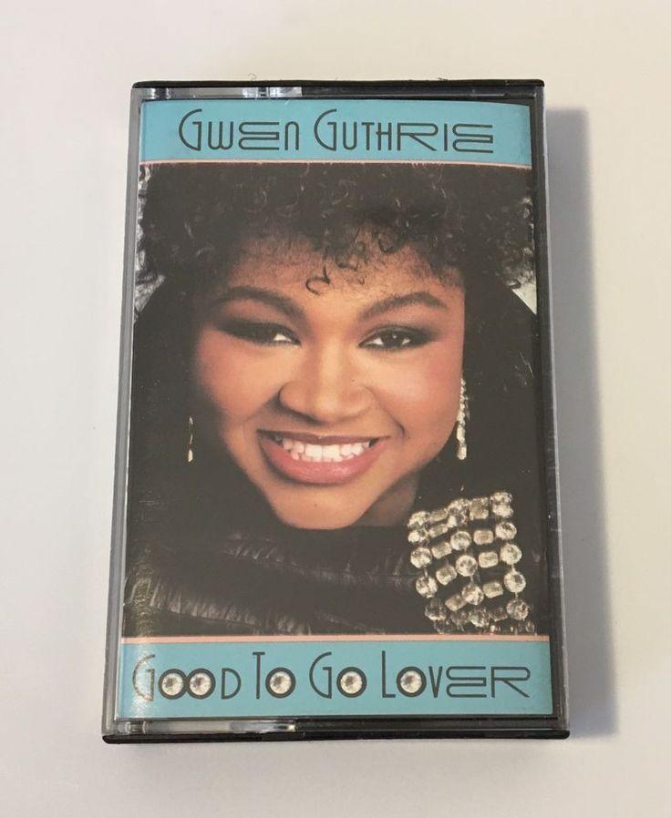 Gwen Guthrie: Good To Go Lover 1986 Cassette Tape VG+  | eBay
