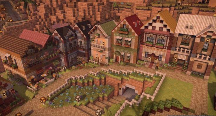 Minecraft | Minecraft city, Minecraft blueprints ...