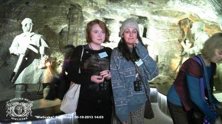49) Wieliczka salt mine