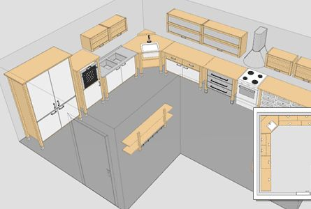 17 best ideas about virtual kitchen designer on pinterest room planner free 3d design. Black Bedroom Furniture Sets. Home Design Ideas