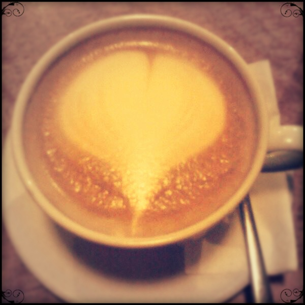 Latte Art - Heart.