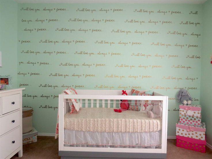 116 best mint green nursery images on pinterest babies nursery