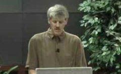 Guy R. McPherson, prof. de Biologia Evolutiva na Universidade de Arizona:
