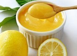 лимонный крем с манкой