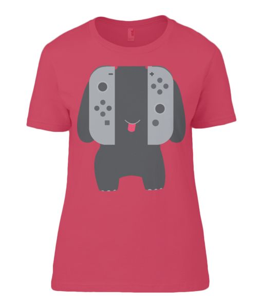 Switch Dog t-shirt