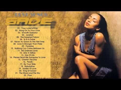 #Sade's Greatest Hits (Full Album HD) || Best Songs Of Sade
