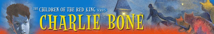 Charlie Bone--Children of the Red King Series  This is a fantasy series for young readers.