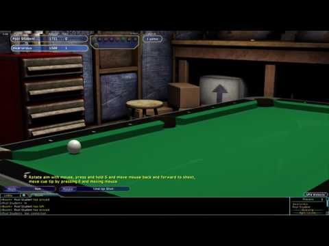"Virtual Pool 4 Multiplayer Gaming #2 - Virtual Pool 4 Multiplayer is a Free 2 Play Sport, 8-Ball, 9-Ball, Snooker, Billiards and Pub Pool Multiplayer Game ""So realistic it will make your real life pool game better!"""