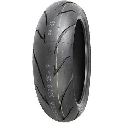 Shinko 011 Verge Radial Tire – Rear – 170/60ZR17 , Position: Rear, Tire Size: 170/60-17, Rim Size: 17, Speed Rating: W, Tire Type: Street, Tire Construction: Radial, Tire Application: Sport, Load Rating: 72 XF87-4092