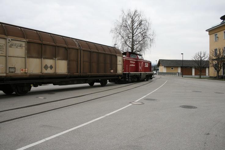Stiegl-Bahn.