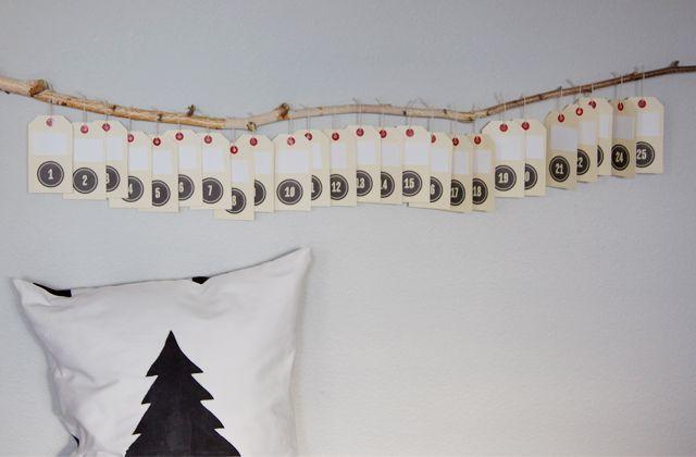 SCANDINAVIAN CHRISTMAS :: 5 Ideas for an Advent Calendar / Julkalender / Adventskalender