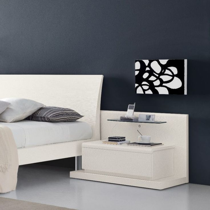 trendy modern night stand