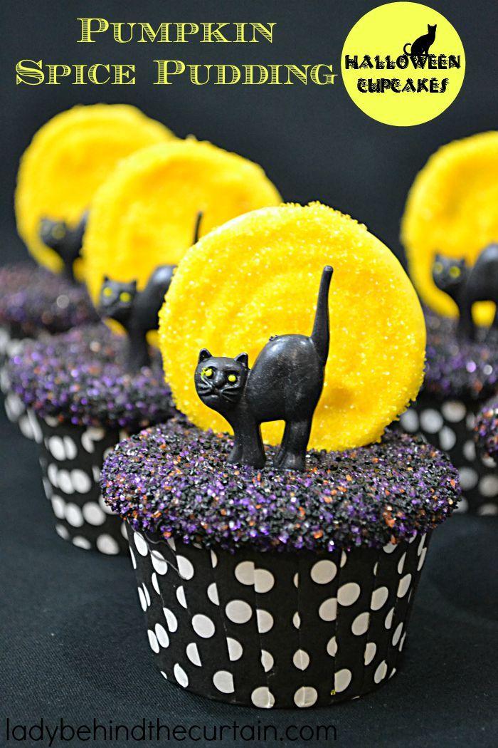 how to make halloween cupcakes wikihow