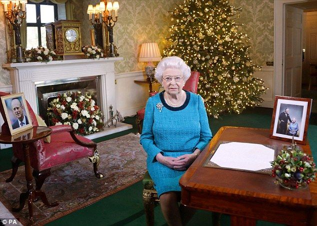 The Queen will praise the 'inspirational' Team GB athletes in her Christmas Day address, a...