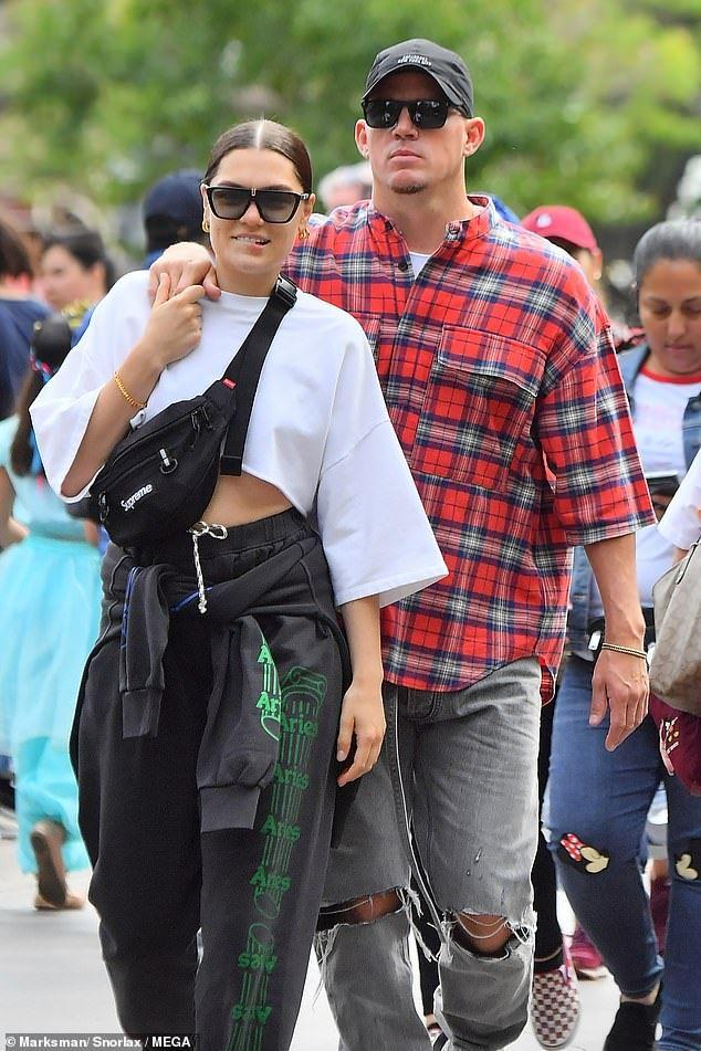 Jessie dating tony
