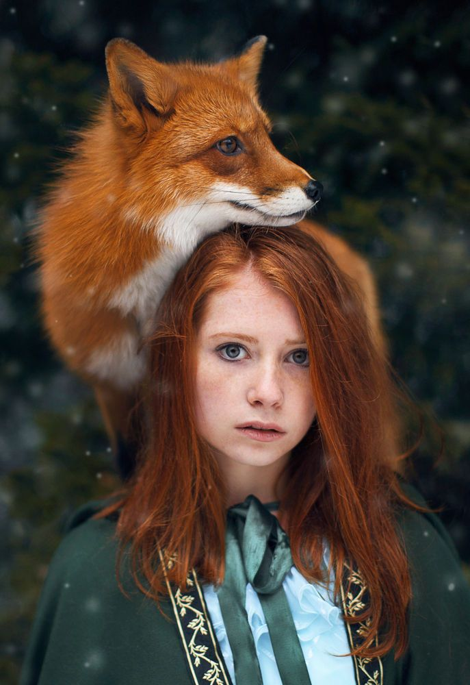 Guardian by Katerina Plotnikova on 500px