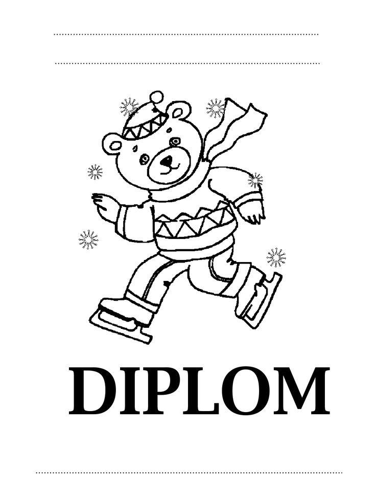 Diplomy A Vzory Diplomů K Různým Příležitostem Zdarma Ke