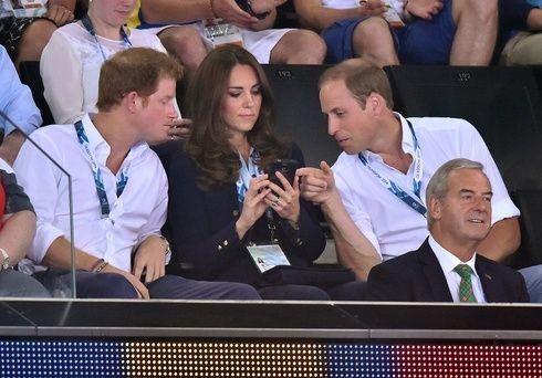 ウィリアム王子&キャサリン妃、ヘンリー王子がツイッターとインスタグラムにアカウント開設