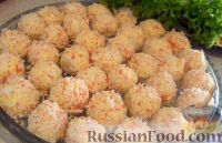 """Рецепт: Закуска """"Рафаэлки"""" на RussianFood.com  I'VE BEEN LOOKING FOR THIS."""