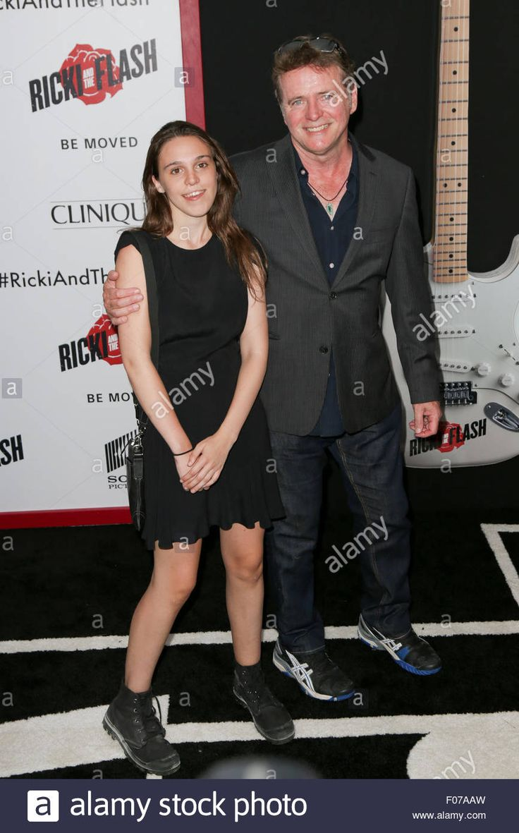 Aidan Quinn (r) And Daughter Ava Quinnn Attend The 'ricki And The Stock Photo, Royalty Free Image: 86213649 - Alamy