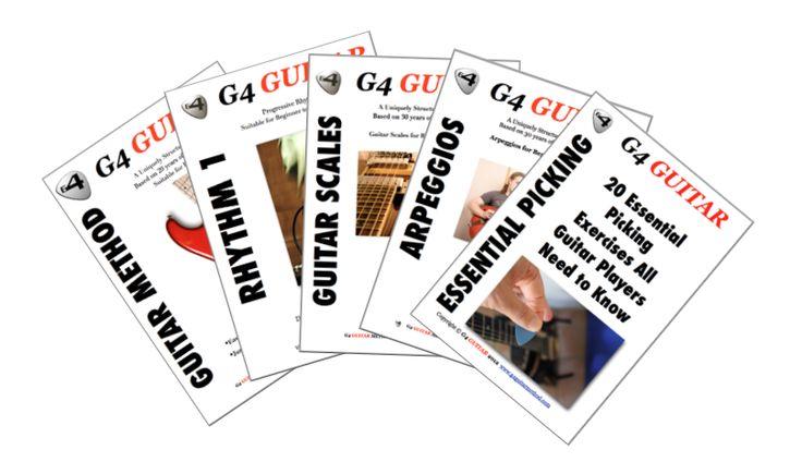 The G4 Guitar Method
