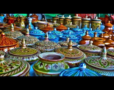 Sindhi Traditional Clay Pots Traditional Clay Pots And