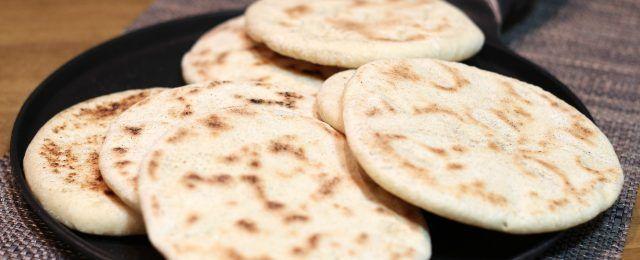 Pane marocchino: da cuocere in padella