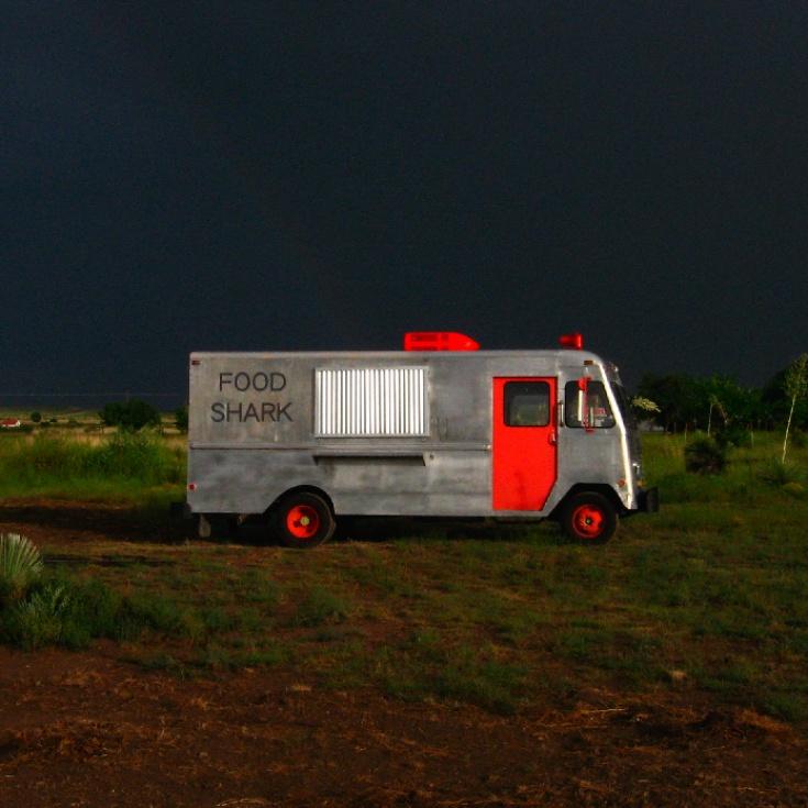 food shark // marfa, texas #foodie