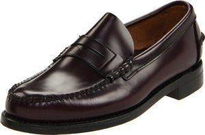 Sebago Classic, Mocassins (Loafers) Homme -Marron (BROWN OILED WAXY), 41.5 EU
