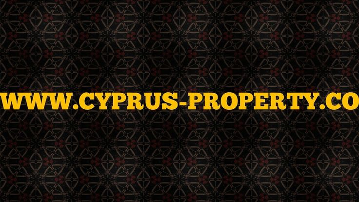 Cyprus Property For Sale Or Rent! Cyprus Property Market! Недвижимость в...