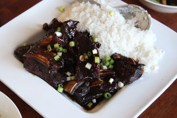 Kylie Kwong's slow cooked Asian Beef ribs