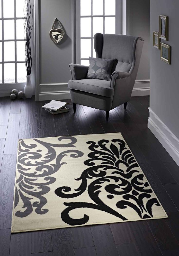 Bold & striking floral designs with the ultimate touch of luxury & modernity! Truly Awesome! #luxuryrugs #floralrugs #modernrugs #largerugs #creamrugs