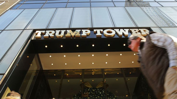 Trump's Chinese Bank Tenant May Negotiate Lease During His Term - Bloomberg Politics