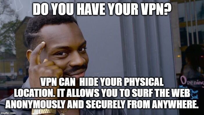 Everyone Should Have A Vpn A Vpn Can Hide Your Physical Location It Allows You To Surf The Web Anonymously And Securel Stock Market Marketing Online Security