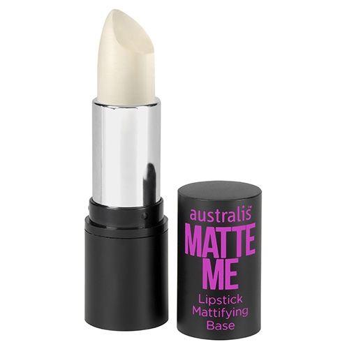 Australis Cosmetics - Matte Me Lipstick Mattifying Base | Lipsticks